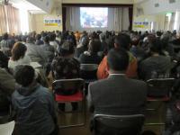 2012.3.11  チェリノブイリハート上映会1