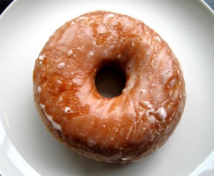 『スタバ』のシュガードーナツ