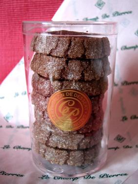 『ル・シャン・ド・ピエール』の焼き菓子
