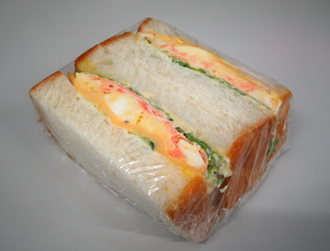 『みのりの歩み』のパン