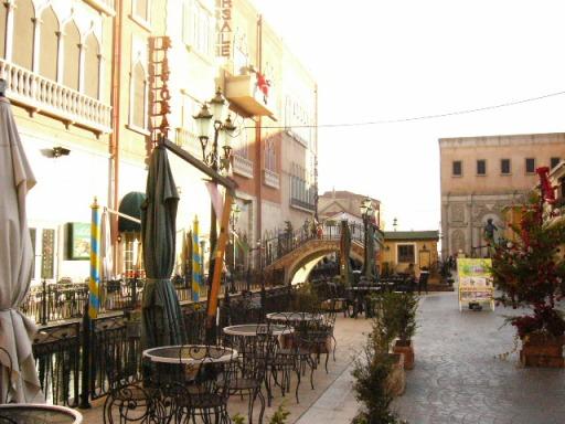 イタリア村カフェ