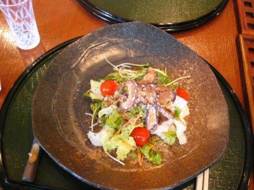 蕎麦懐石3