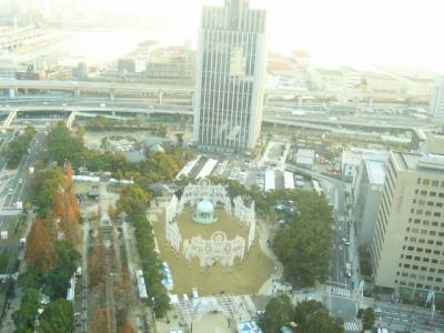 神戸市役所展望台1