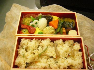 神戸夕食弁当