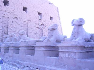 カルナック神殿1