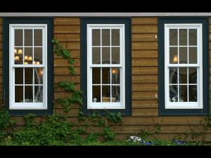 「窓」~由仁町・ゆにガーデンのセンターハウス