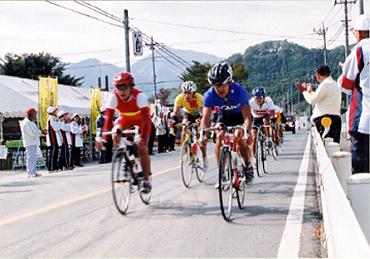 彩の国まごころ国体 自転車競技 ロードレース