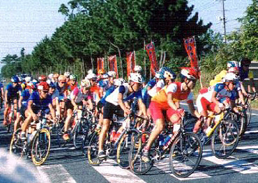 NEW!わかふじ国体 自転車競技 ロードレース