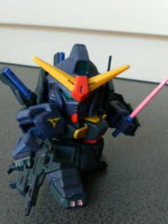 BB戦士 ガンダムmk-2(ティターンズ)
