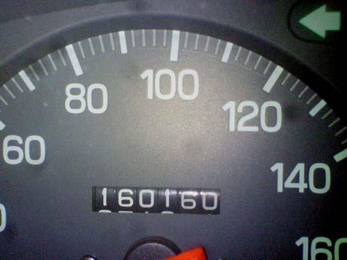 何処までも行こう,160,160km