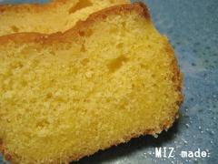 レモンケーキ20110225