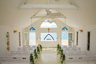 ハワイで一番小さい教会