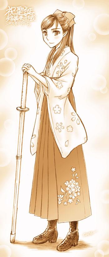 舞美おたおめ2007