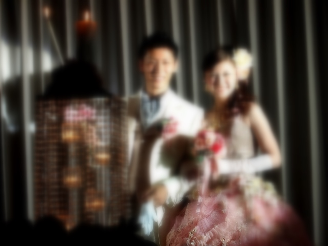 かおり&幸生 結婚式 ブログ