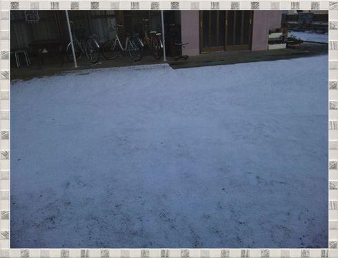 2011.初雪