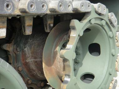 78式戦車回収車起動輪