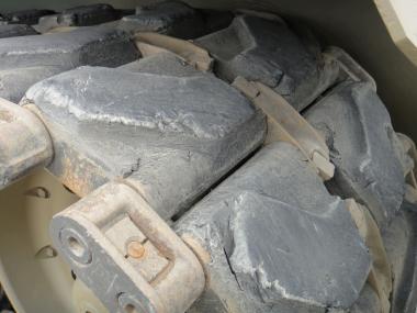 78式戦車回収車キャタピラ