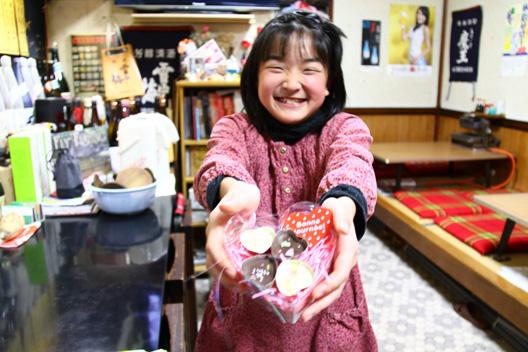 2011 バレンタインデイ チョコレートづくり