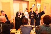 青龍会 田村会長 結婚式