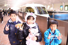 ディズニーランド 2011.03.01