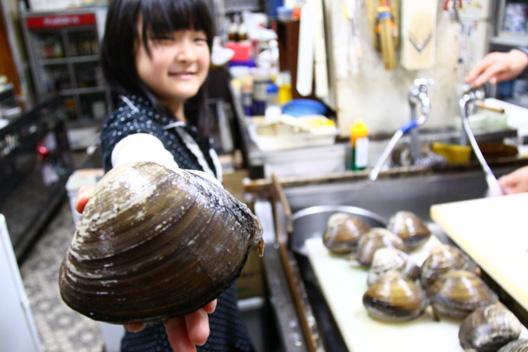 北海道 斜里産 ホッキ貝