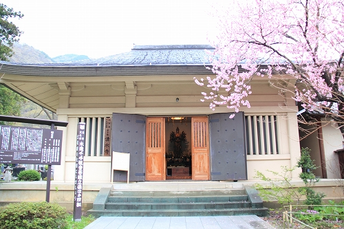 s-松代清水寺 本堂