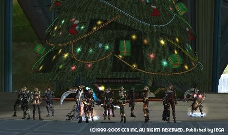 RFのメリークリスマス
