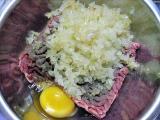 挽き肉材料