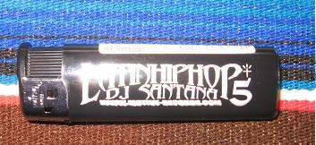 コピー ~ santanaライター
