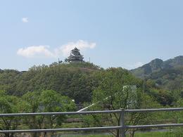 4月21日鳥取城