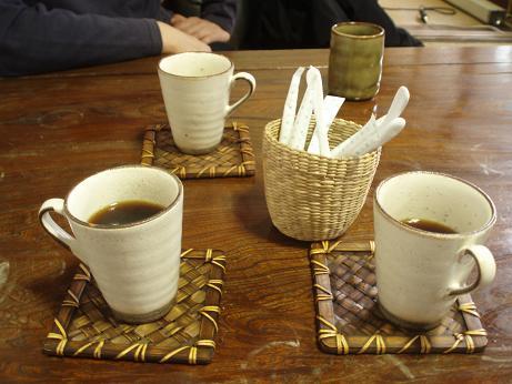 焙煎コーヒー