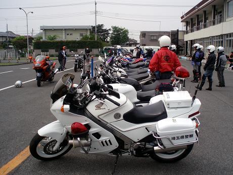 09二輪車安全運転講習会