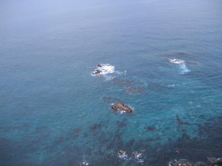 3865海の色