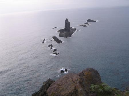 3868岬の先端