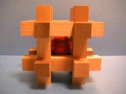 山中組木工房「玉入れ組木」1