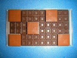 明治ミルクチョコレートキャラメル1