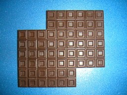 明治ミルクチョコレートパズル1