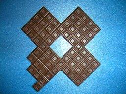 明治ミルクチョコレートパズル2