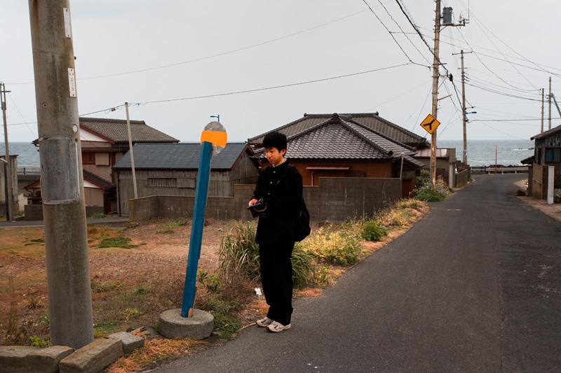 長崎町中学生