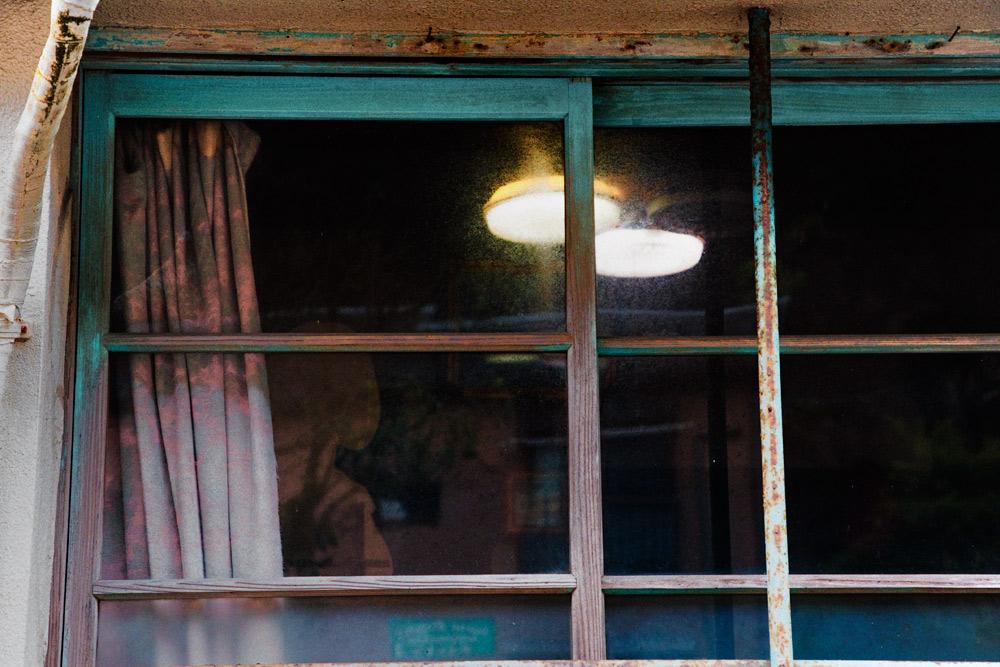 雨の日 窓