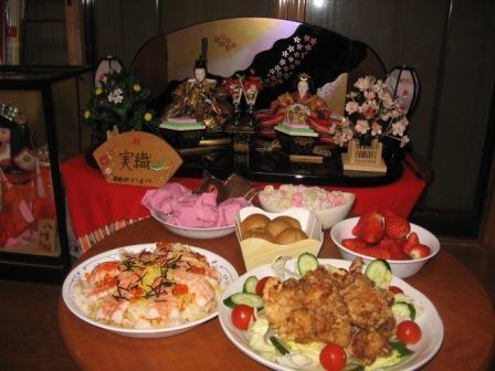 IMG_0001ひな祭り料理