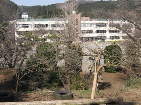 IMG_0024山から眺める学校