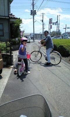 090607サイクリング出発
