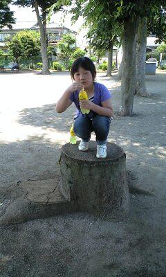090607休憩中実織2