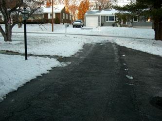 snowydriveway