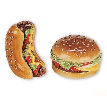 hotdogand humberger