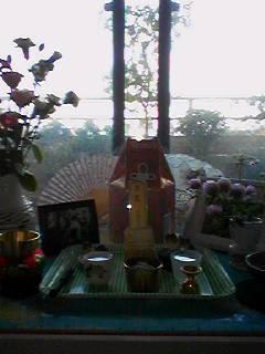 マコの仏壇