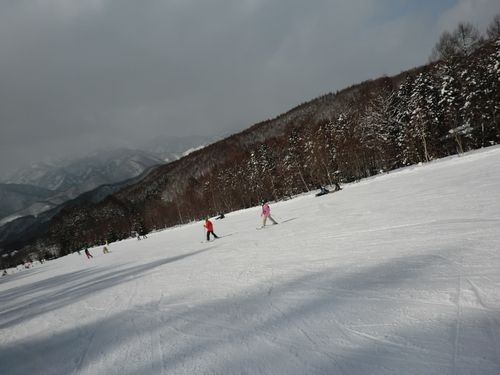 110305宝台樹スキー場②
