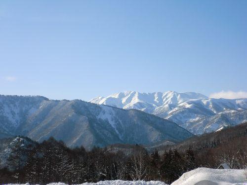 110305宝台樹スキー場①