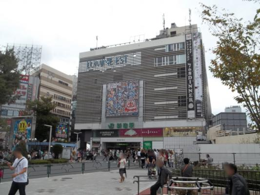 JR新宿駅 ブログ用